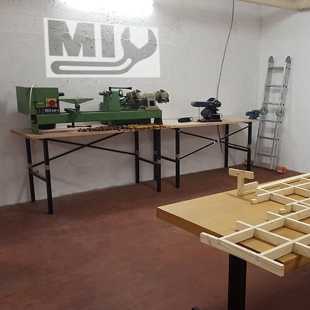 Check out our woodworking MakerSpace