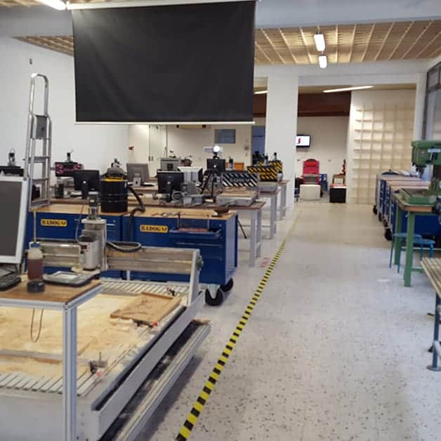atelier fablab fribourg, makerspace ouvert a fribourg