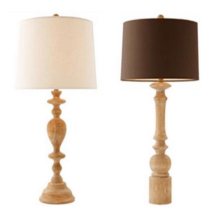 Tournage bois : fabriquer vous-même les lampes et objet en bois