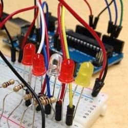 Formation continue sur electronique-informatique et microcontrolleures