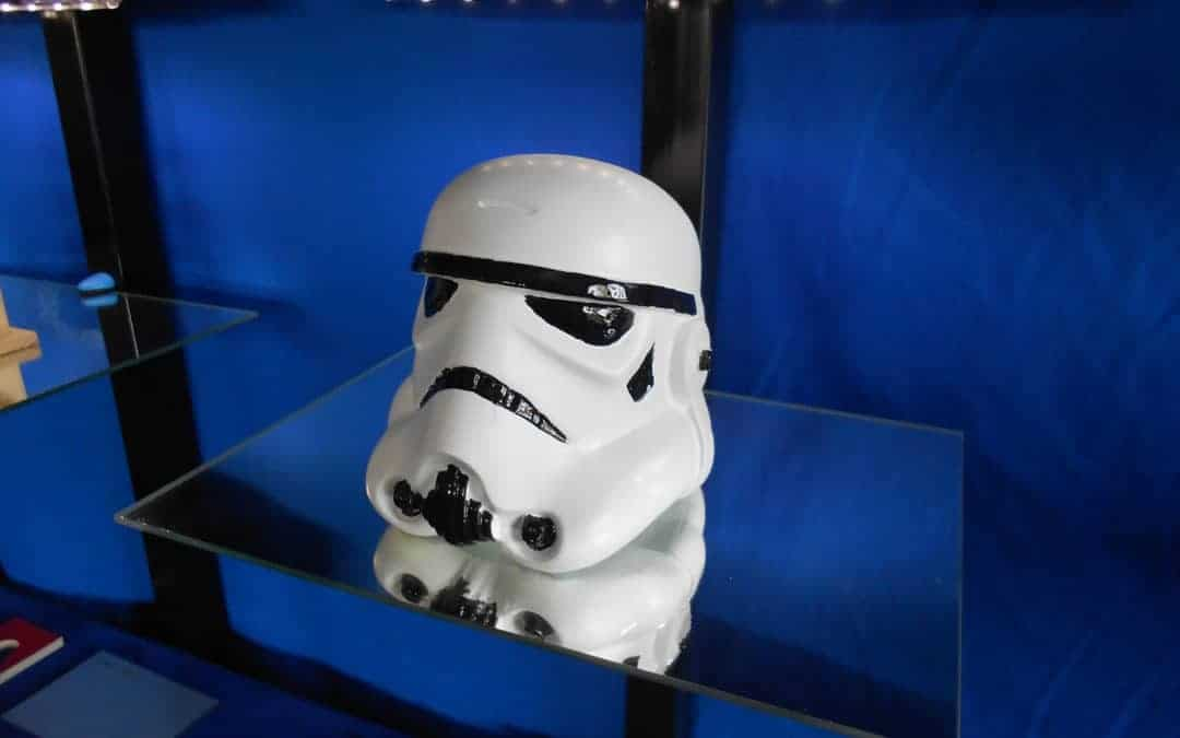 Casque Stormtrooper Guerre des Etoiles (Star Wars)