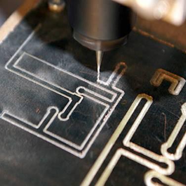 Électronique : Gravure des circuits imprimé, PCB, usinage des boites de contrôle